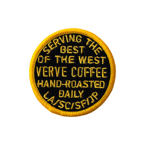 Best Of The West Embroidered Patch