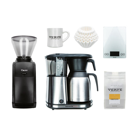 Complete Home Brew Kit - Verve Coffee Roasters