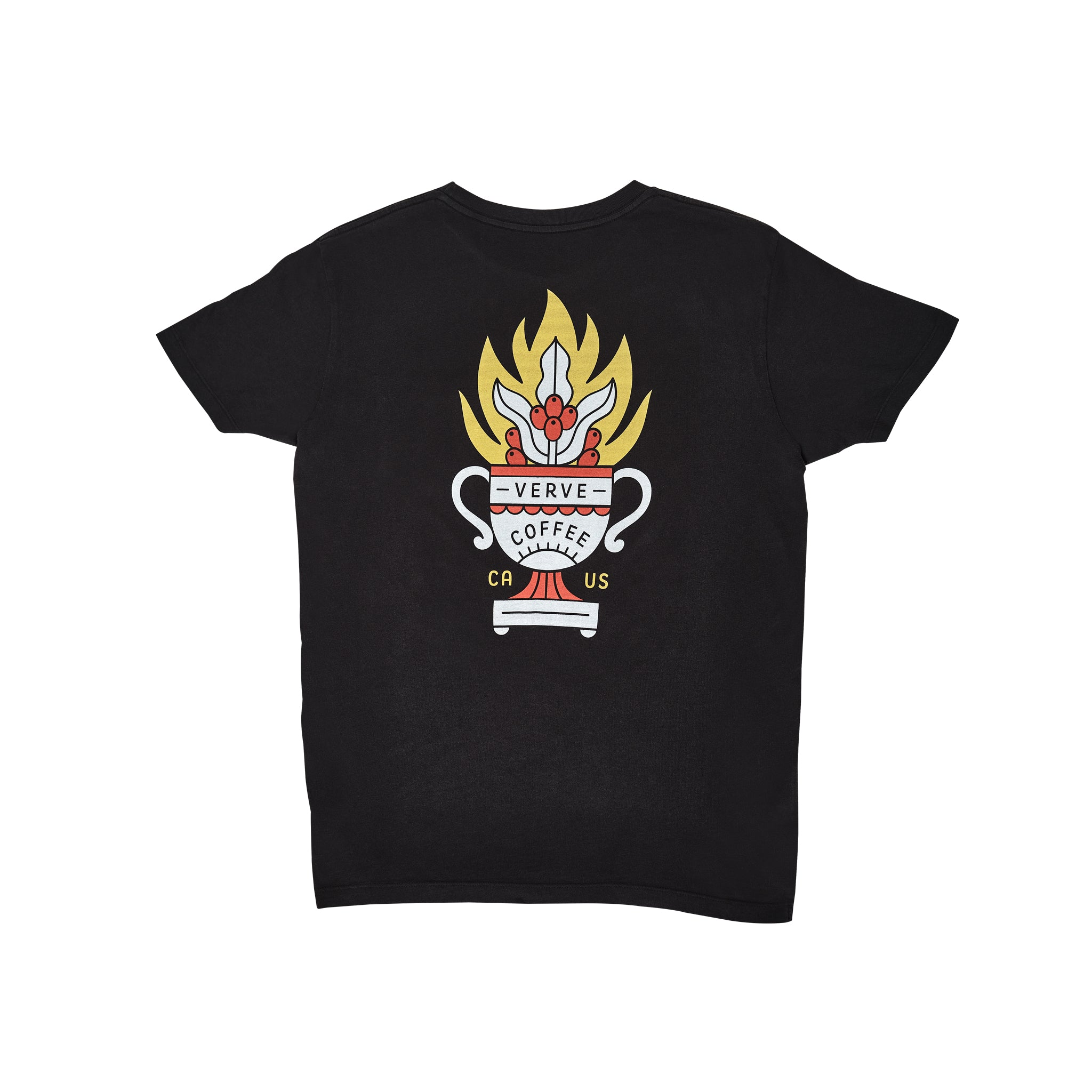 The Fuego Pocket Tee