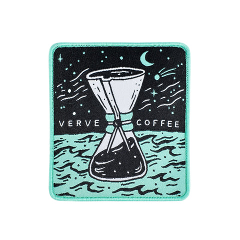 Verve Galaxy Embroidered Patch