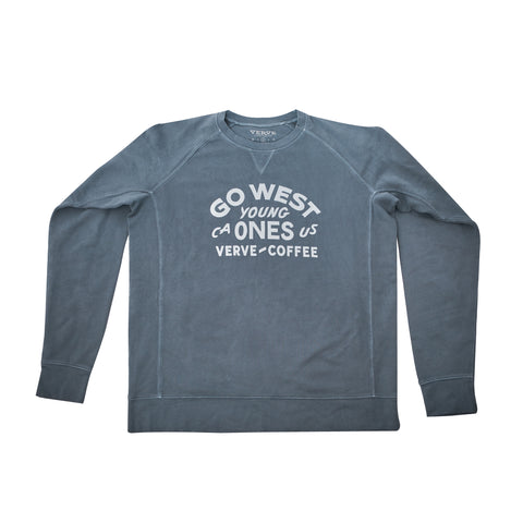 Go West Crewneck