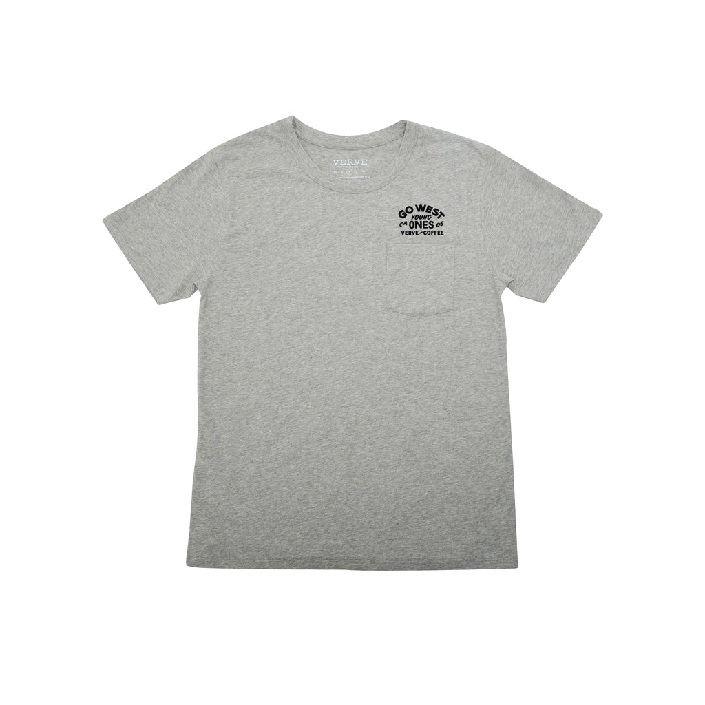 Go West Pocket Tee