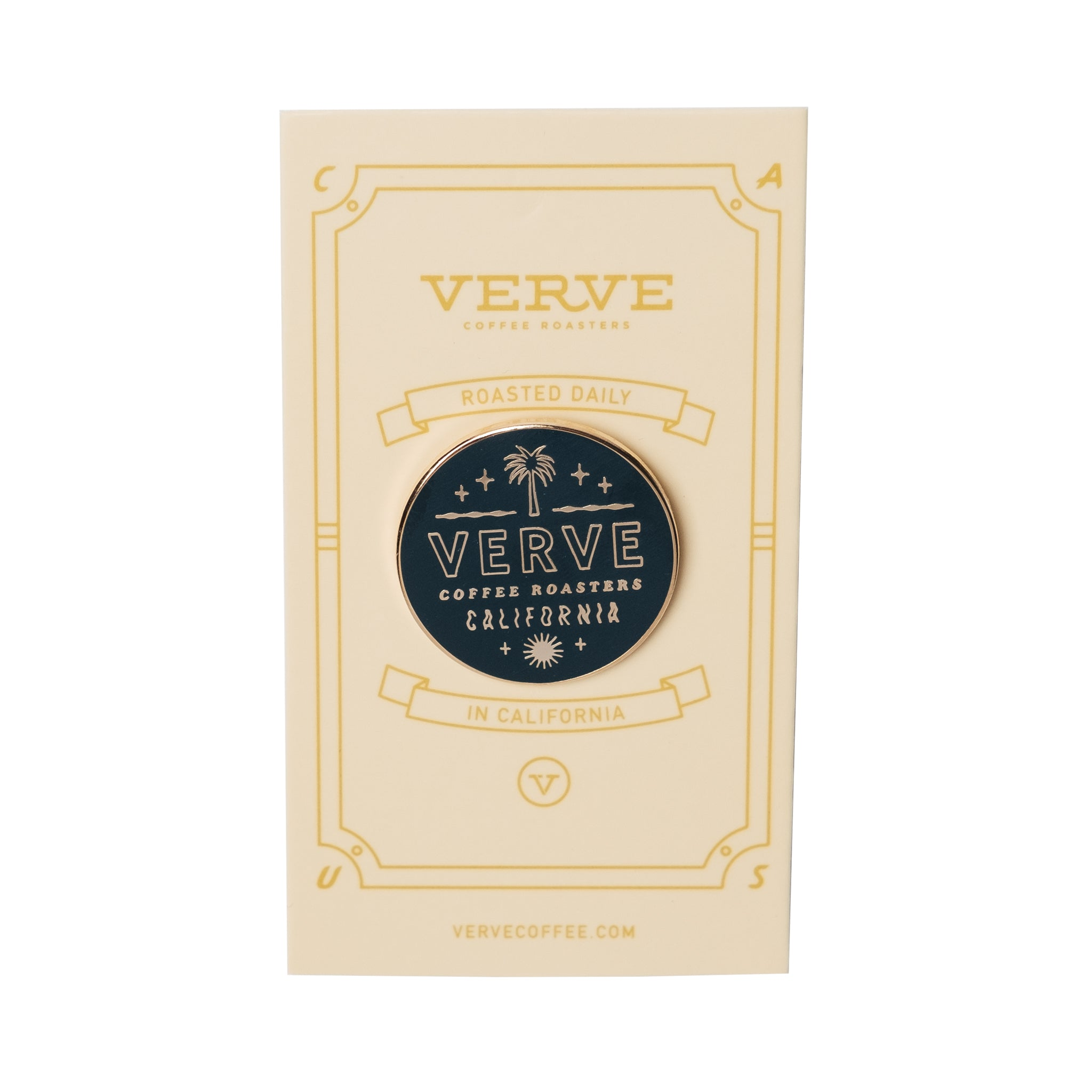The Mirage Enamel Pin