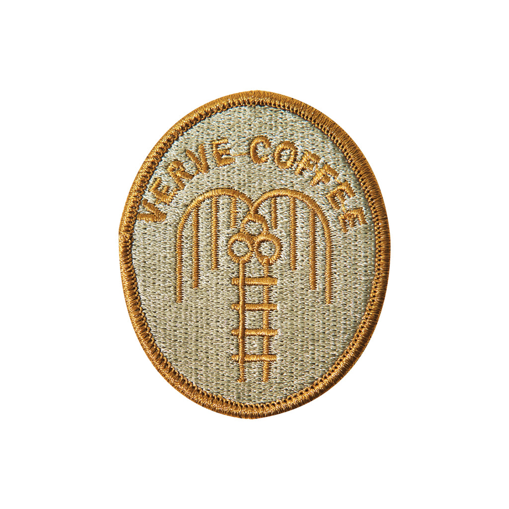 Camino Embroidered Patch