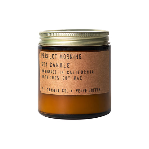 The Perfect Morning Candle