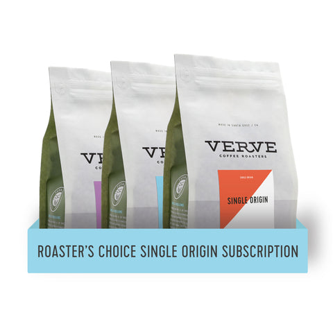 Roaster's Choice Single Origin Subscription -