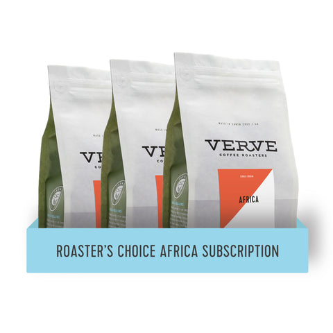 Roaster's Choice Africa Subscription -