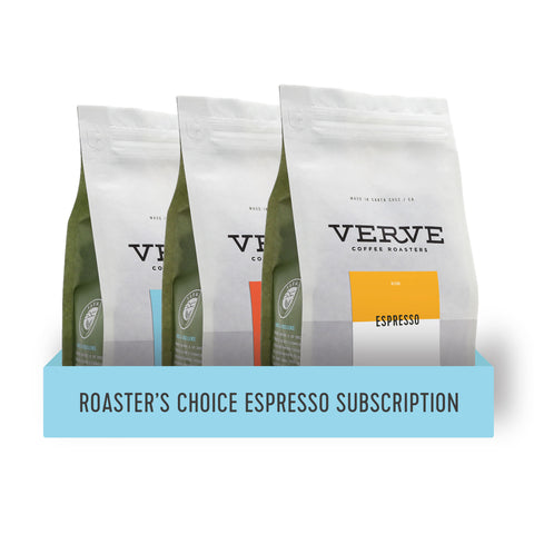 Roaster's Choice Espresso Subscription -