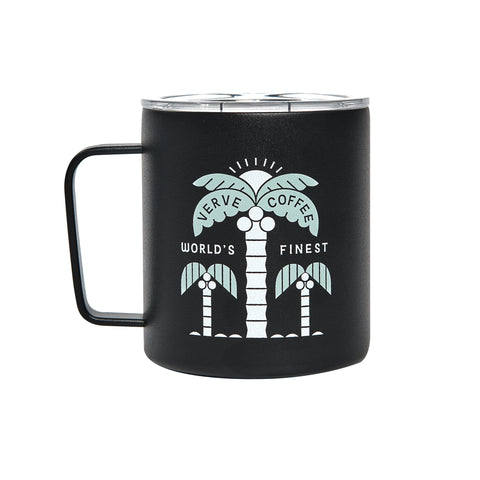 Trifecta 12 oz. Insulated Camp Mug