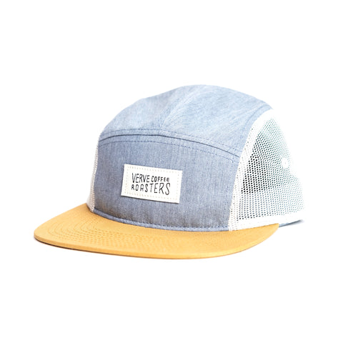 Verve Rally 5-Panel Trucker Hat