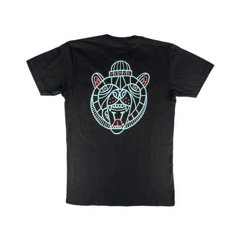 Verve Bear Necessities Pocket Tee