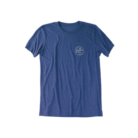 Verve Bonfire Blue Tee - Verve Coffee Roasters - 1