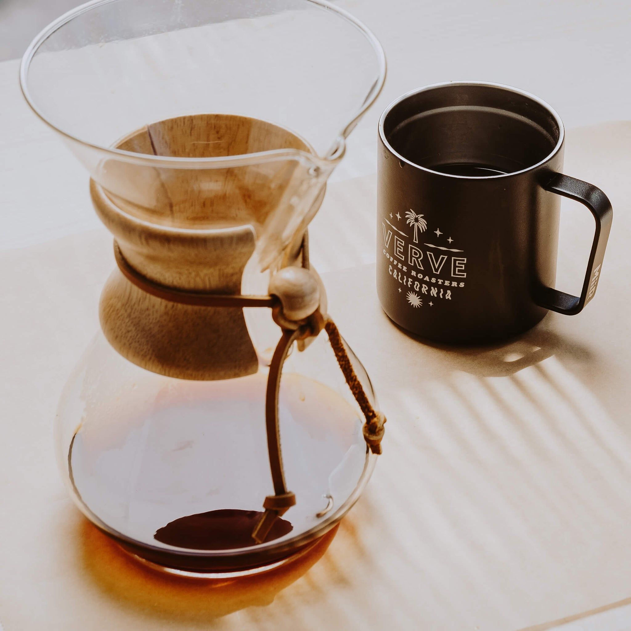 Chemex Pourover Coffee Maker