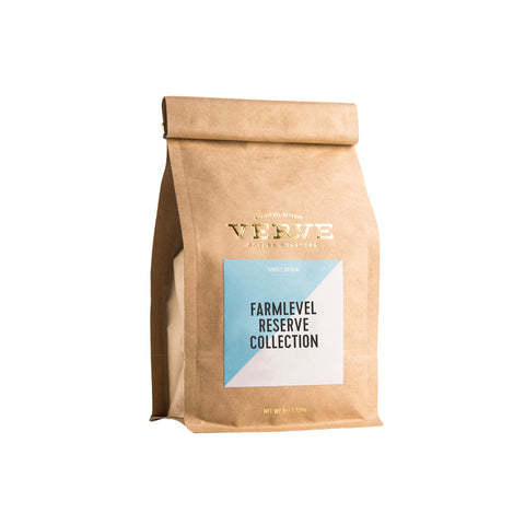 Farmlevel Reserve Collection - Verve Coffee Roasters