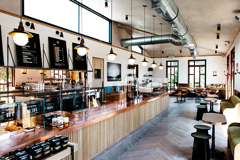 Verve Coffee - Melrose Avenue
