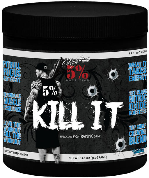 Rich Piana 5% Kill It