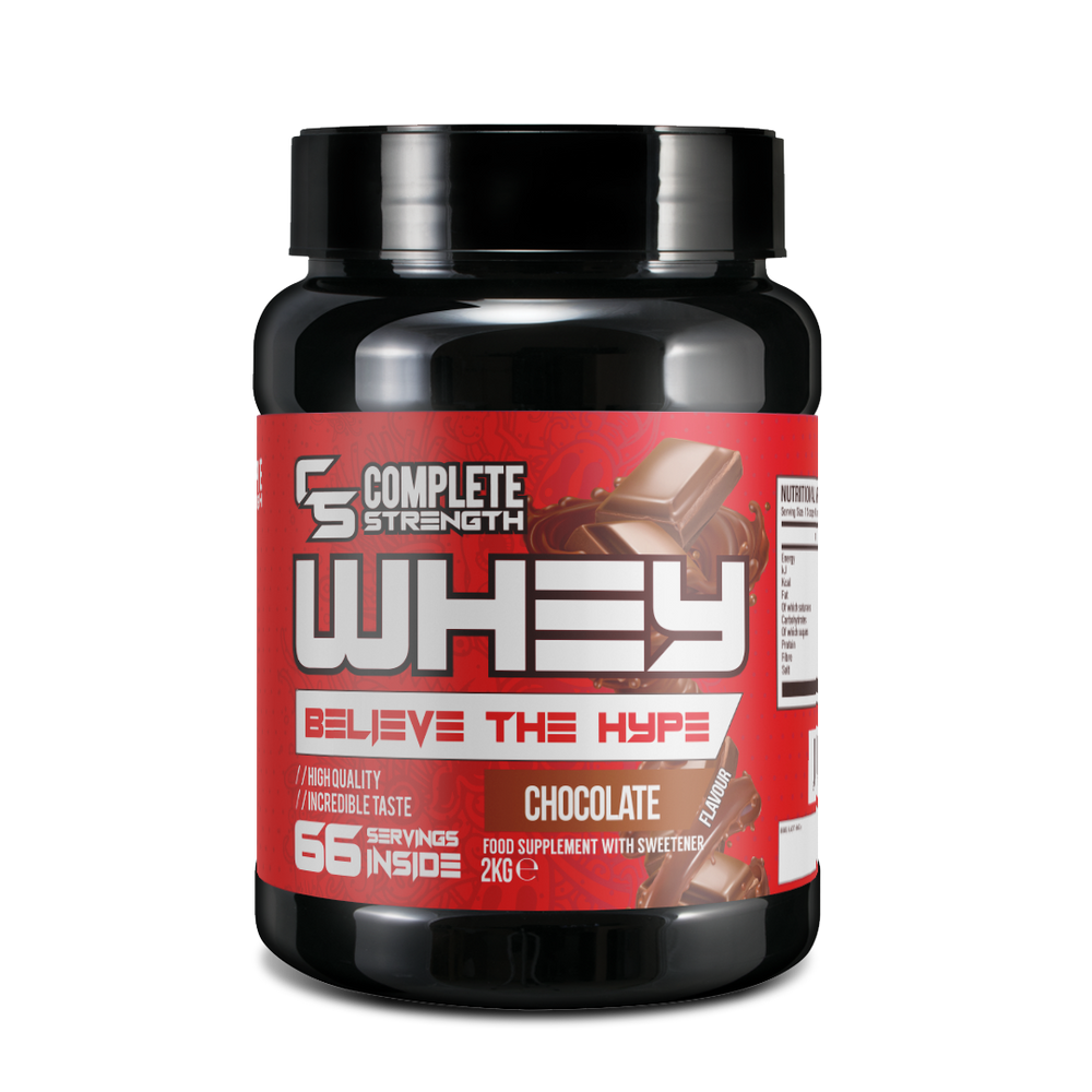 Complete Strength Whey