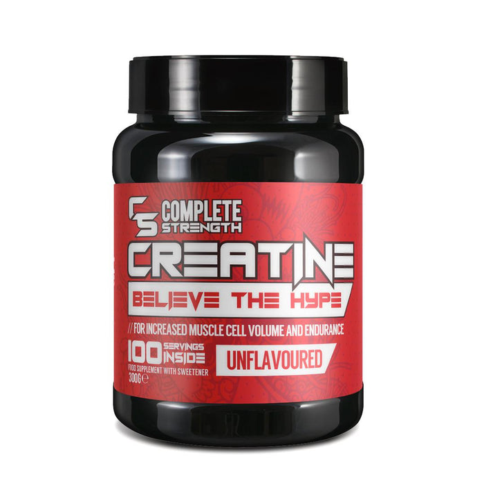 Complete Strength Creatine