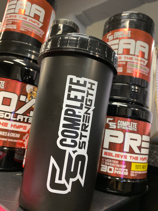 Complete Strength Shaker