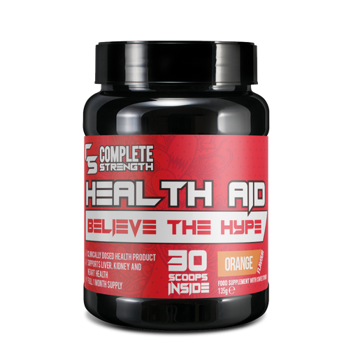 Complete Strength Health Aid