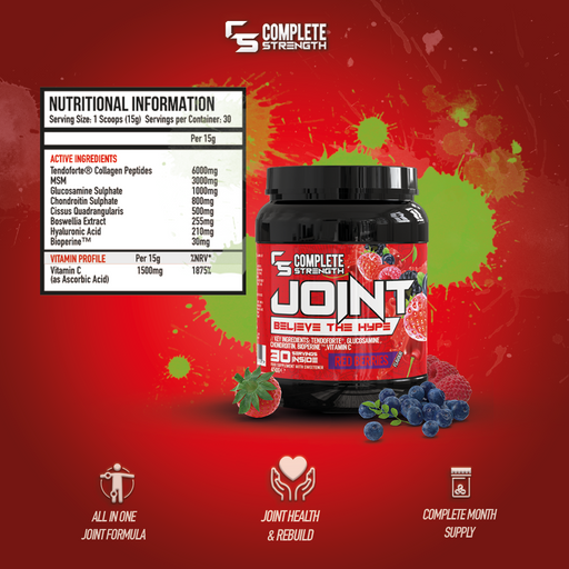 Complete Strength Joint Aid