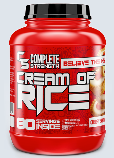 Complete Strength Cream of Rice