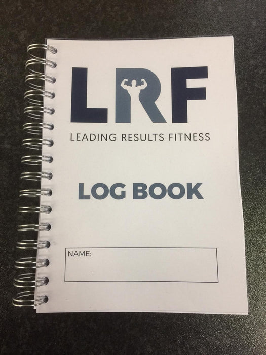 LRF Training Log book