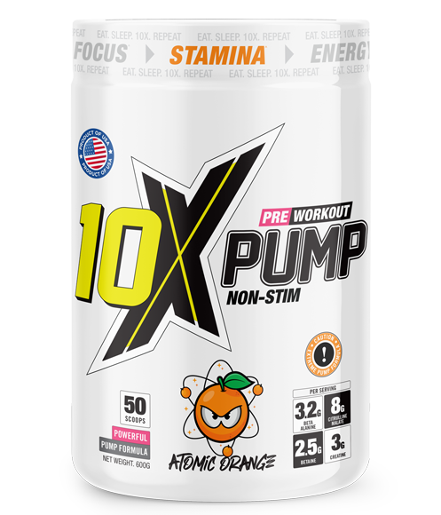 10X Athletic Pump