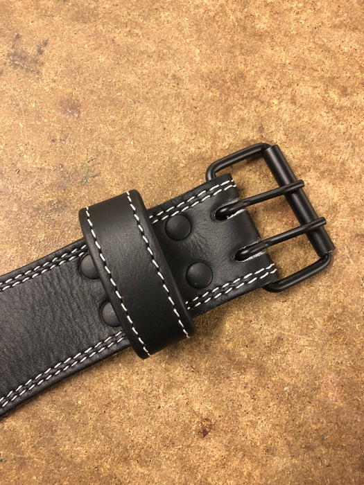Pretty Strong Leather Belt
