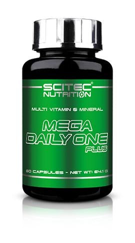 Scitec Mega Daily One Plus - Multivitamin