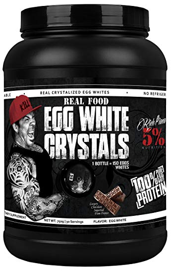 Rich Piana 5% Egg White Crystals