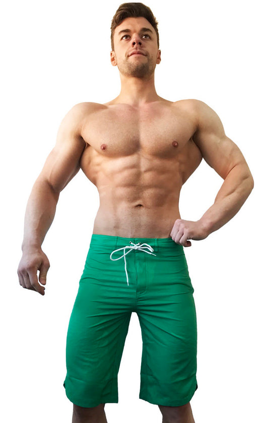 ShowdayShop Green Boardshorts