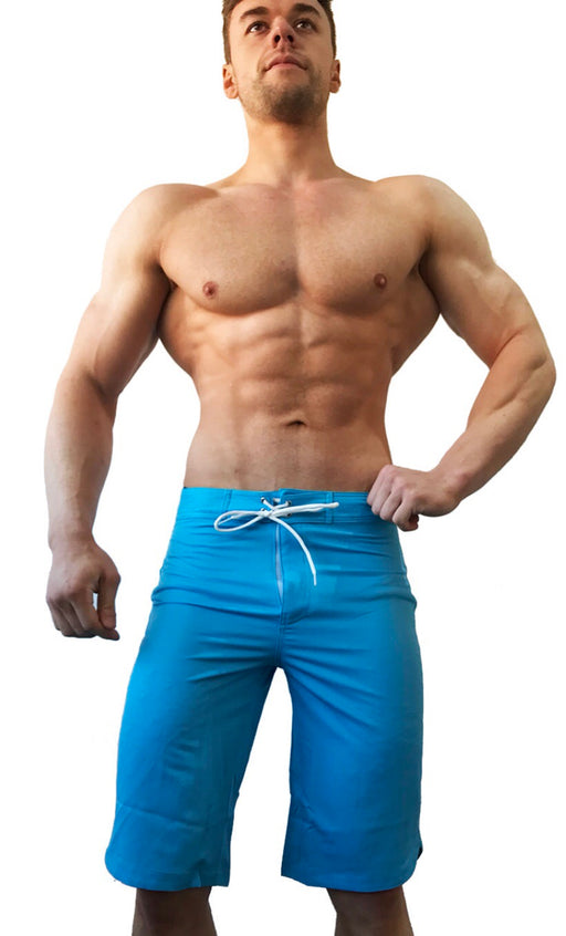 ShowdayShop Light Blue Boardshorts