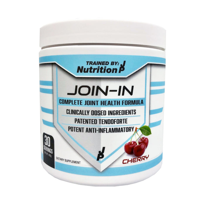 TrainedByJP Nutrition Join-In