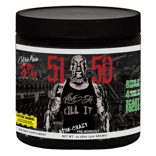 Rich Piana 5% 5150 Preworkout