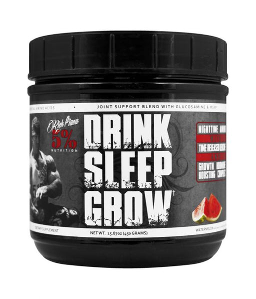 Rich Piana 5% Drink Sleep Grow
