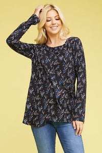 Winter Dreams Top