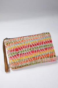 Bright Vibes Clutch