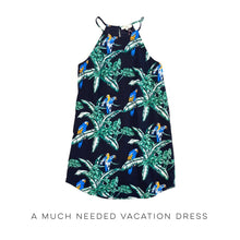 Load image into Gallery viewer, A Much Needed Vacation Dress
