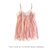 Load image into Gallery viewer, The Fun & Flirtatious Dress