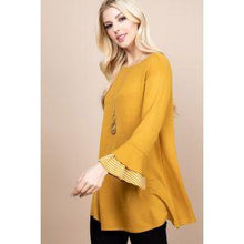 Load image into Gallery viewer, Dream Big Bell Sleeve Top