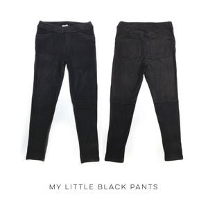 My Little Black Pants