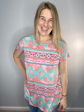 Load image into Gallery viewer, My Aztec Spring Top