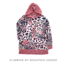 Load image into Gallery viewer, Climbing My Mountain Hoodie