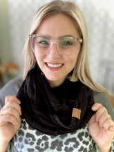 Load image into Gallery viewer, My Must Have Infinity Scarf in Black