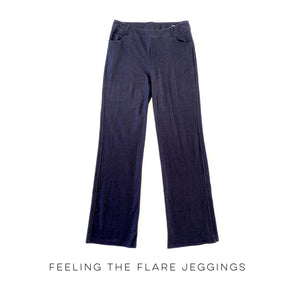 Feeling the Flare Jeggings
