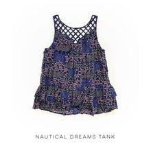 Load image into Gallery viewer, Nautical Dreams Tank