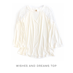 Wishes & Dreams Top