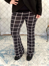 Load image into Gallery viewer, Through the Windowpane Plaid Pants
