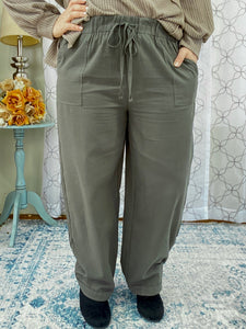 Simple Sophistication Wide Leg Pants